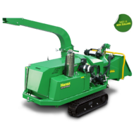 C60RX Tracked Brush Chipper